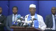 DISCOURS - Idriss Déby, Investiture du Président candidat à la présidentielle d'avril 2016