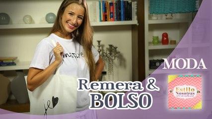 Remera y Bolso, Moda by Ornella Griffa | Estilo Nosotras