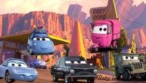 Disney Cars 2 Finger Family Nursery Rhymes _ Daddy Finger Kids Songs Cartoon