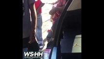 Dude Gets His Jordans Stolen From His Car Trunk While Showing His Collection!
