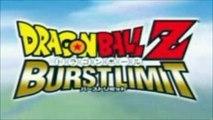 Dragon Ball Z Burst Limit Theme Japanese【HQ】
