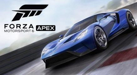 Forza Motorsport 6 - Apex gameplay Trailer