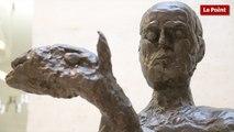 """Les coulisses de l'exposition """"Picasso. Sculptures"""""""