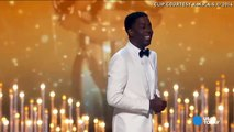 Chris Rock rips into racism in Oscars monologue