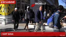 Michelle Obama -- Sunday Worship at the Church of SoulCycle