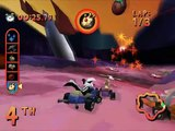 Lets Play Looney Tunes Racing - Part 6 - Despicable Championship [2/2]