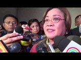 De Lima defends  decision not to present whistle-blowers in Senate probe