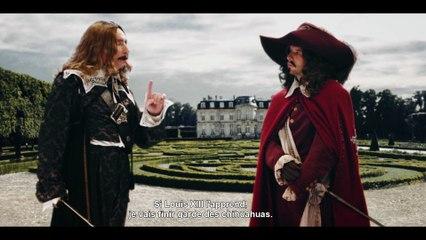 """D'Artagnan- """"La Folle Histoire du Monde""""- JCPMY S06E06 (VST)"""