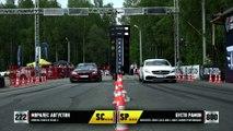 Unlim 500+ Mercedes Benz CLS63 AMG vs BMW M6 f13 30.05.2015