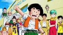 Dragon Ball Kai 2014 Saga Buu - Kuu Zen Zetsu Go (Opening 1 HD)