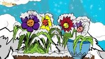 Copito de nieve canciones infantil Yleekids