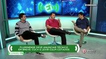 """André Gonçalves: """"Cuca é o melhor técnico do Brasil. Melhor que o Tite"""""""