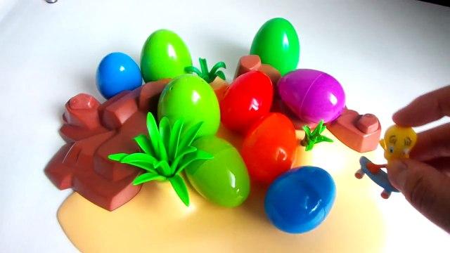Looney Tunes Deutsch Bugs Bunny Cartoons Daffy Duck - Überraschungseier Öffnen Surprise eggs