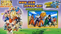 Adrián Barba - Kuu-Zen-Zetsu-Go! (Dragon Ball Kai OP 2) cover en español