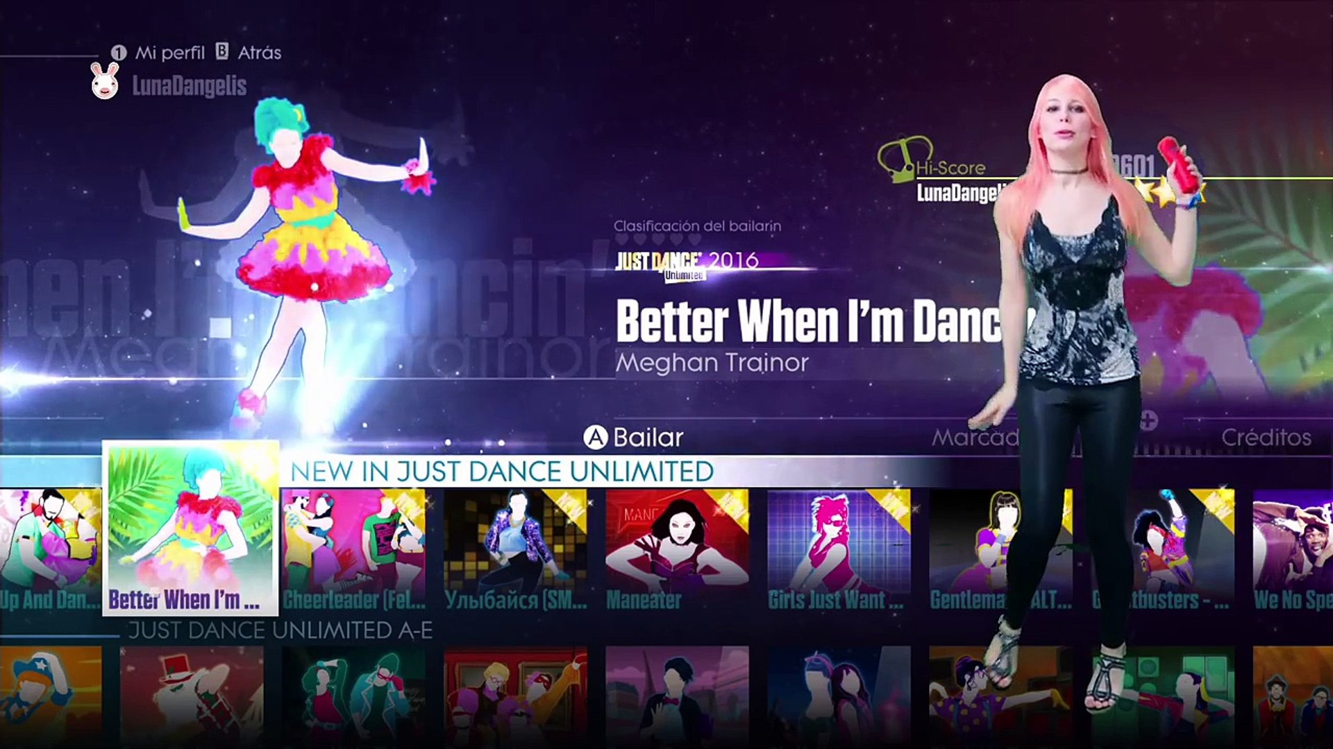 By Photo Congress || Cancion Hey Mama Just Dance