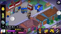 Two Mr. Burns (The Simpsons: Tapped Out)
