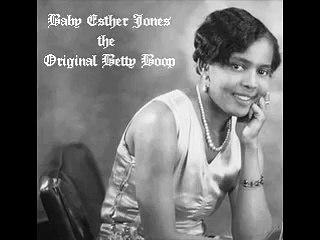 Baby Esther Jones the Original Betty Boop