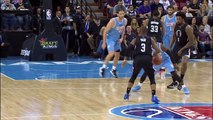 Chris Paul Drops Season-High 40 Points on Sacramento