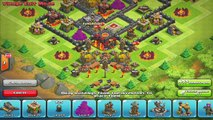 Clash Of Clans | TH8 BEST Town Hall 8 Troll Base Masters + Defense Replays 2016 [NEW Update]