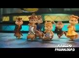 Munni Badnam Hui chipmunks dancing on hindi song dabang 2011