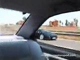 Tuning - Illegal Street Racing - Gumball 3000 - BMW M3 E36 vs Lamborghini Diablo