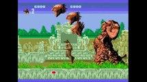 Altered Beast Sega Megadrive/Genesis Gameplay