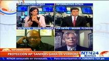 """""""No tenemos duda que Hillary Clinton será la abanderada por el partido Demócrata"""": analista demócrata para NTN24"""
