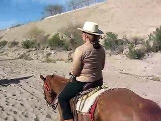Segundo Peregrinaje a caballo a la Mision de San Xavier