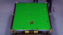 Unbelievable Pot Ronnie Osullivan Masters Final 2016 | Fans Of Snooker