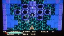 The Guardian Legend AZWC Review for the NES 8-bit Nintendo