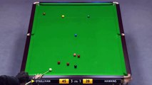 Ronnie Osullivan Unbelievable Red In Green Pocket Masters Final 2016 | Fans Of Snooker
