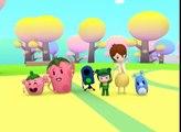 Мультфильмы для малышей - Руби и Йо-Йо - В облаках