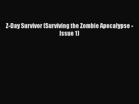 Z-Day UK: A guide to surviving the Zombie Apocalypse in Great Britain Summary