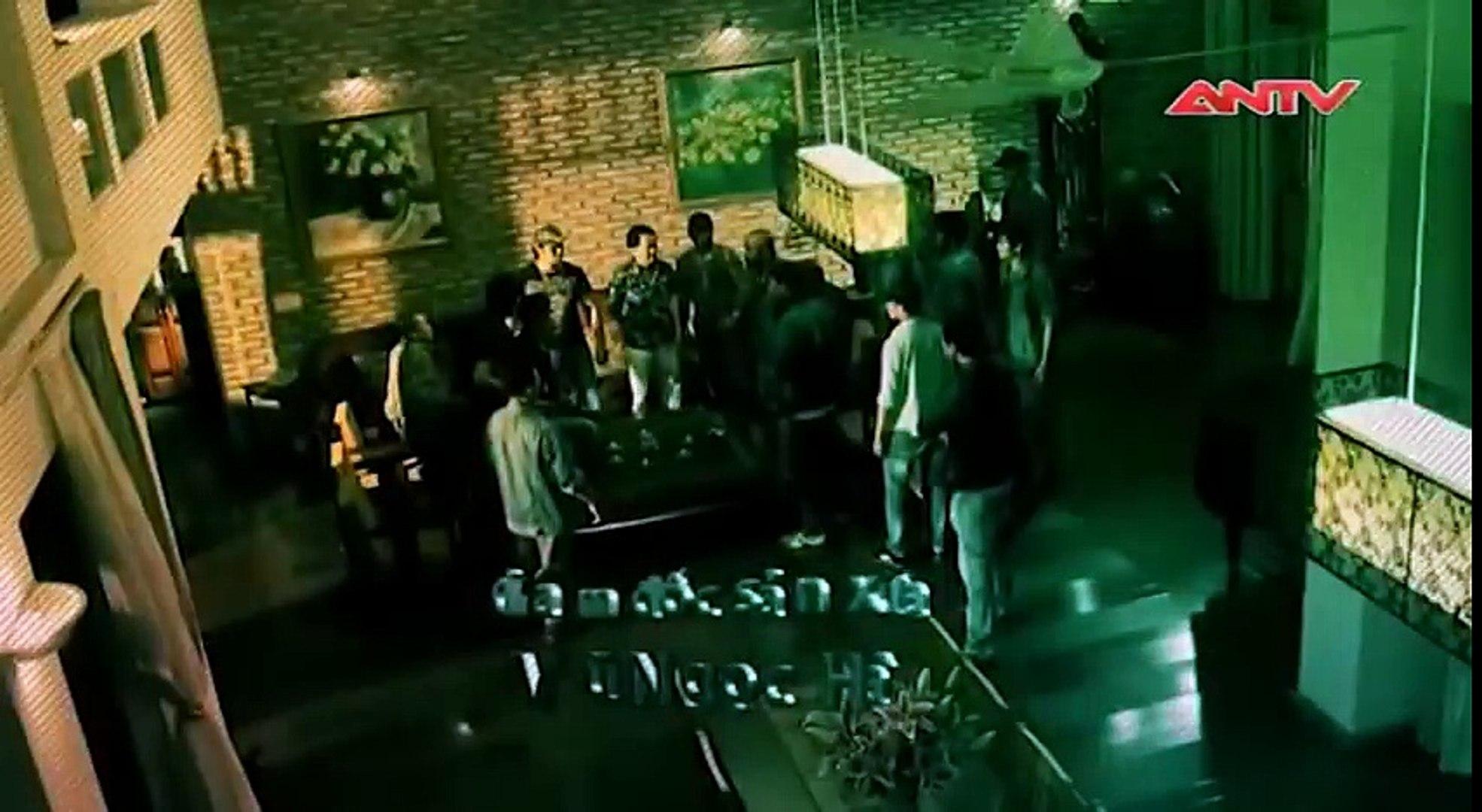 CON GÁI ÔNG TRÙM TẬP 33 - Phim Việt Nam bom tấn trên ANTV