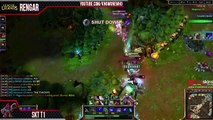 League of Legends Epic Moments - Graves Day, Panth Is Helping, Pentaaaaa