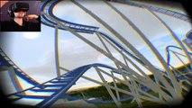 MOST REALISTIC ROLLER COASTERS | No Limits 2 (Oculus Rift DK2)