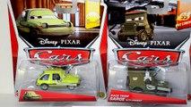 Тачки 2 на русском полная версия - игрушки для детей Молния Маквин Disney Pixar Cars Serge and Acer