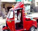 Egyptian tuk tuk (tok truck)- innovation :D:D walk like Egyptian leave your touch- RIP SCANIA