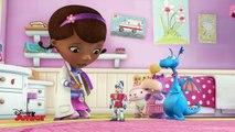 Bath Time! (A Doc McStuffins Health Check Up) | Doc McStuffins | Disney Junior UK