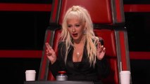 TV S10 - Blake, Adam, Pharrell and Xtina are BACK. The Voice premieres TONIGHT