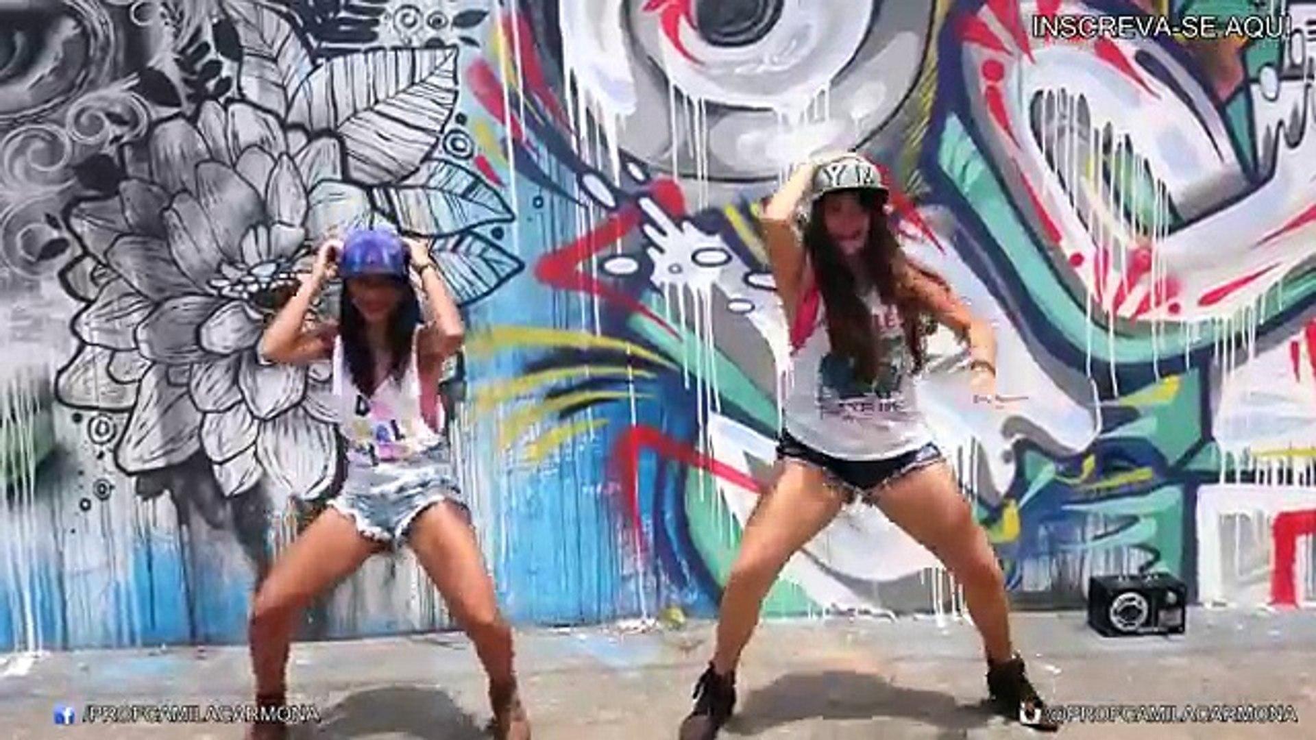 Mc 2k - Pra Todas As Meninas (Coreografia Camila Carmona)