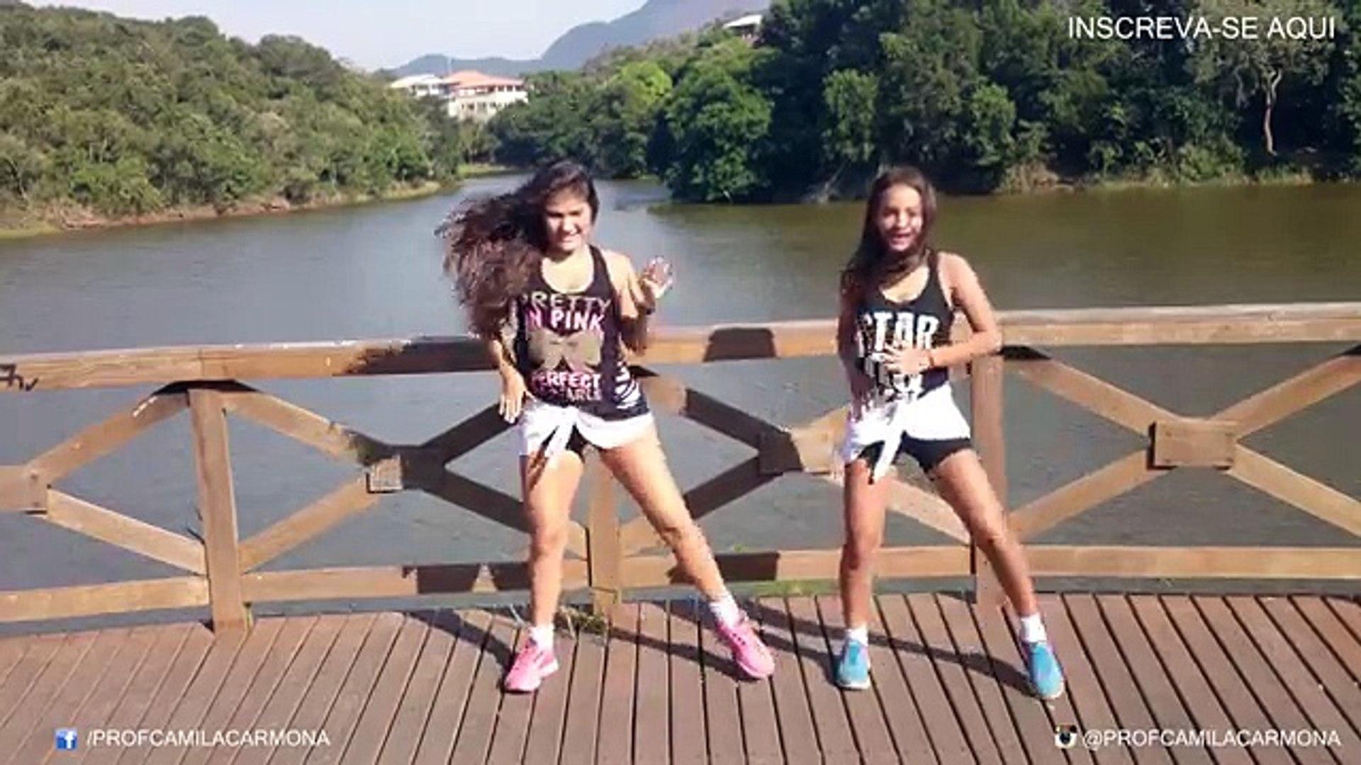 Mc Gibi - Nova Movimentação das Meninas (Coreografia Camila Carmona)