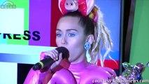 MTV VMAs 2015 - Miley Cyrus SLAMS Taylor Swift At MTV VIDEO MUSIC AWARDS 2015