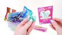 Giant Hello Kitty Pokemon Pikachu Play Doh Surprise Egg - My Little Pony Shopkin