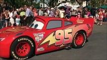 Disney Stars and Motor Cars Parade @ Walt Disney World MGM Studios