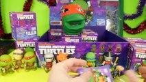 Play Doh Raphael Surprise Egg Teenage Mutant Ninja Turtles TMNT Loyal Subjects Full Case -1 Unboxing