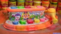 Pororo Pop Up Pals Surprise Musical Baby Toys 뽀로로 뽀롱뽀롱 뽀로로 게임 장난감 - Пингвинёнок Пороро