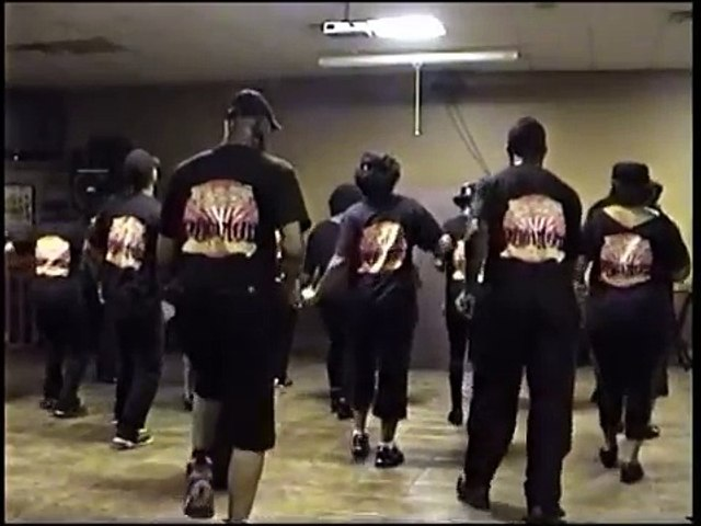 STEP IN THE NAME OF LOVE LINE DANCE 10.16.12