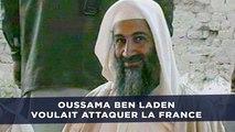 Oussama Ben Laden voulait attaquer la France