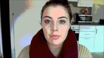 EXPERIMENT: Ist Rizinusöl Machen Augenbrauen Wachsen? Vor und NACH Meiner Erfahrung
